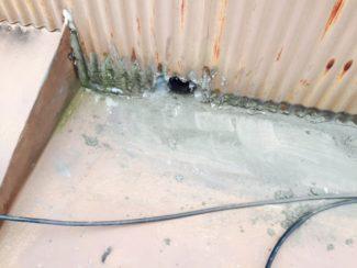 千葉県市川市のI様邸(木造住宅)|屋上の防水工事 施工事例