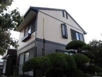 千葉県芝山町のH様邸(木造住宅)|外壁・付帯部の塗装工事 施工事例