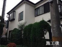千葉県東習志野のH様邸(木造住宅)|外壁・付帯部の塗装工事 施工事例