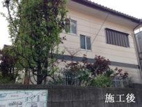 千葉県習志野市のK様邸(木造住宅)|外壁・付帯部の塗装工事 施工事例