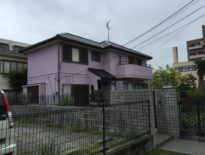 千葉県八千代市のお客様(木造住宅)|外壁・付帯部の塗装工事 施工事例