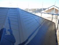 千葉県千葉市中央区のお客様(木造住宅) 屋根の塗装工事 施工事例
