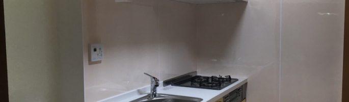 キッチンのリフォーム工事(システムキッチン入れ替え)|千葉県船橋市のお客さま