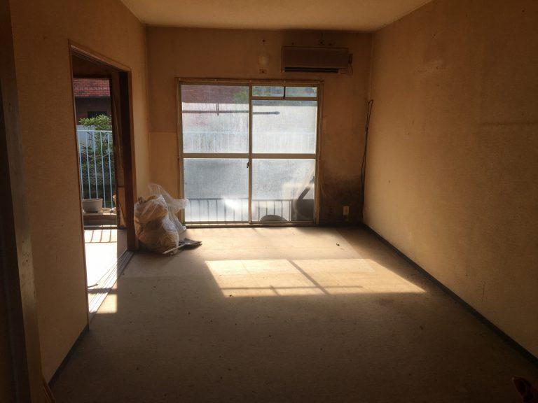 お部屋の内装リフォーム(床・クロスの張り替え)|千葉県船橋市のM様邸