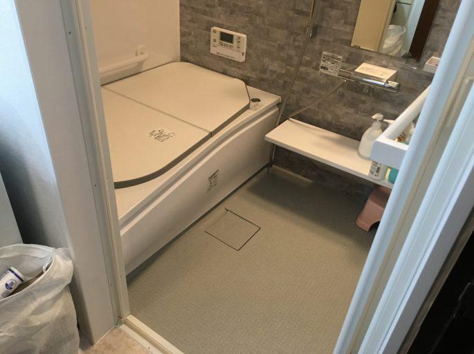 浴槽リフォーム(ユニットバスの入れ替え)