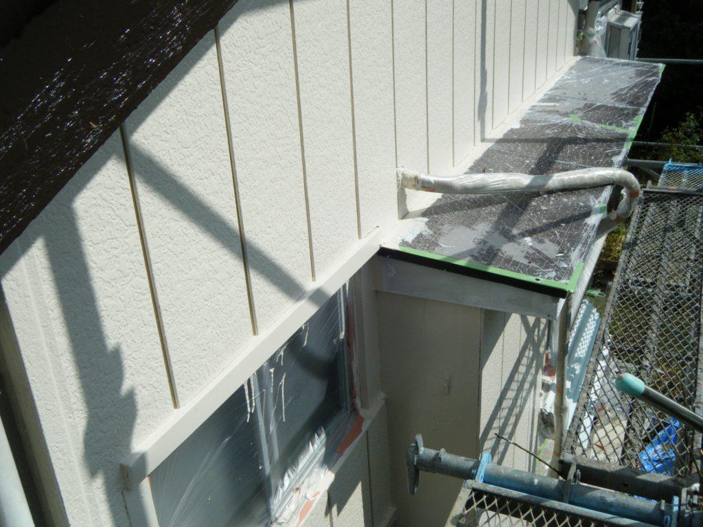 外壁・付帯部の塗装
