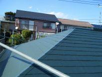 コロニアル屋根の塗装工事|千葉県柏市のS様邸のリフォーム