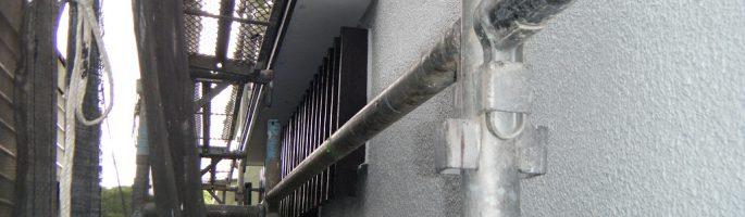 外壁・付帯部の塗装工事 東京都江戸川区にて外装リフォーム