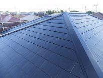 コロニアル屋根の塗り替え工事|千葉県浦安市のS様邸のリフォーム