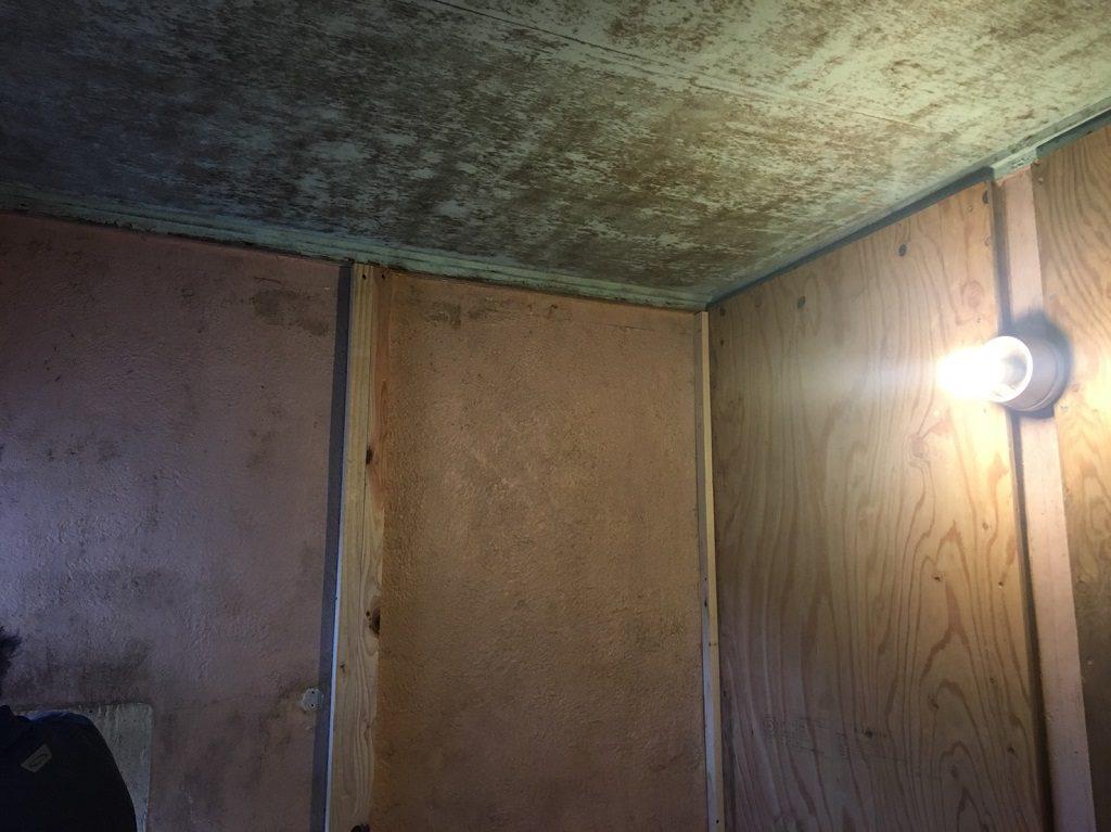 壁・天井のクロス剥がし