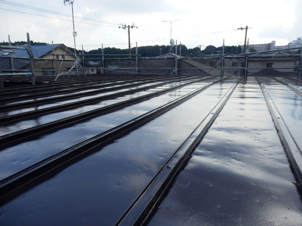 屋根の塗り替え塗装