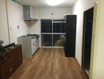 一戸建てのキッチン・台所のリフォーム工事|千葉県習志野市にお住いのD様邸の内装工事