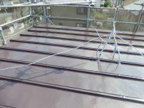 木造二階建てのトタン屋根の塗装工事|千葉県市原市にお住いのA様邸の塗り替えリフォーム
