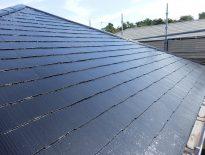 雨漏りに伴うコロニアル屋根の塗装工事|千葉県船橋市馬込沢のB様邸にて塗り替えリフォーム