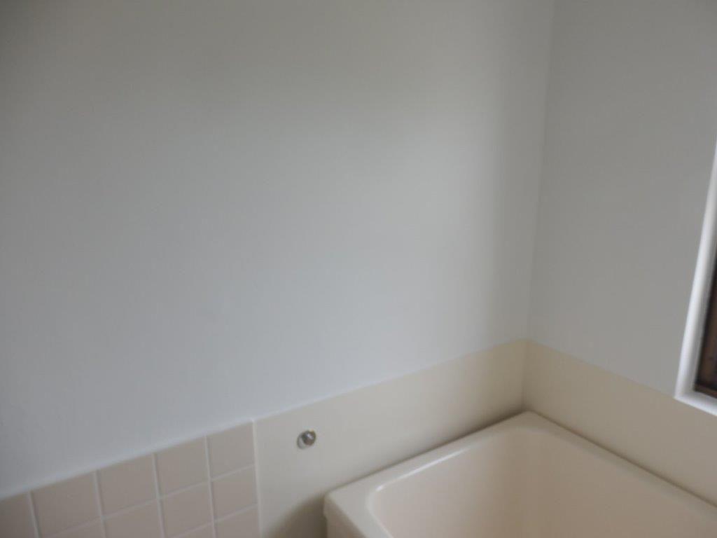 浴室の内装塗装