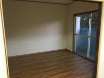 和室の部屋からスタイリッシュな洋室へリフォーム|千葉県船橋市のM様邸(木造一戸建て)にて内装リフォーム