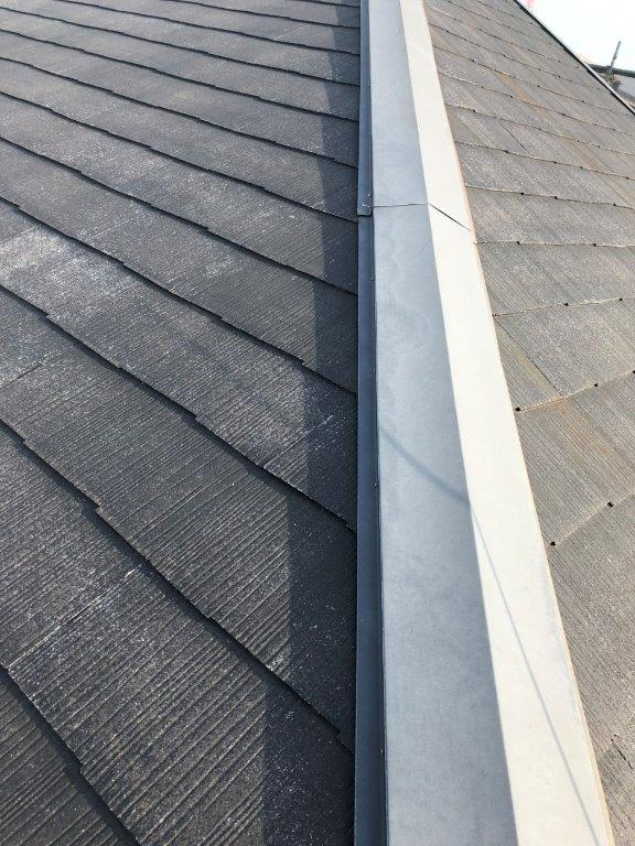 屋根の板金補修