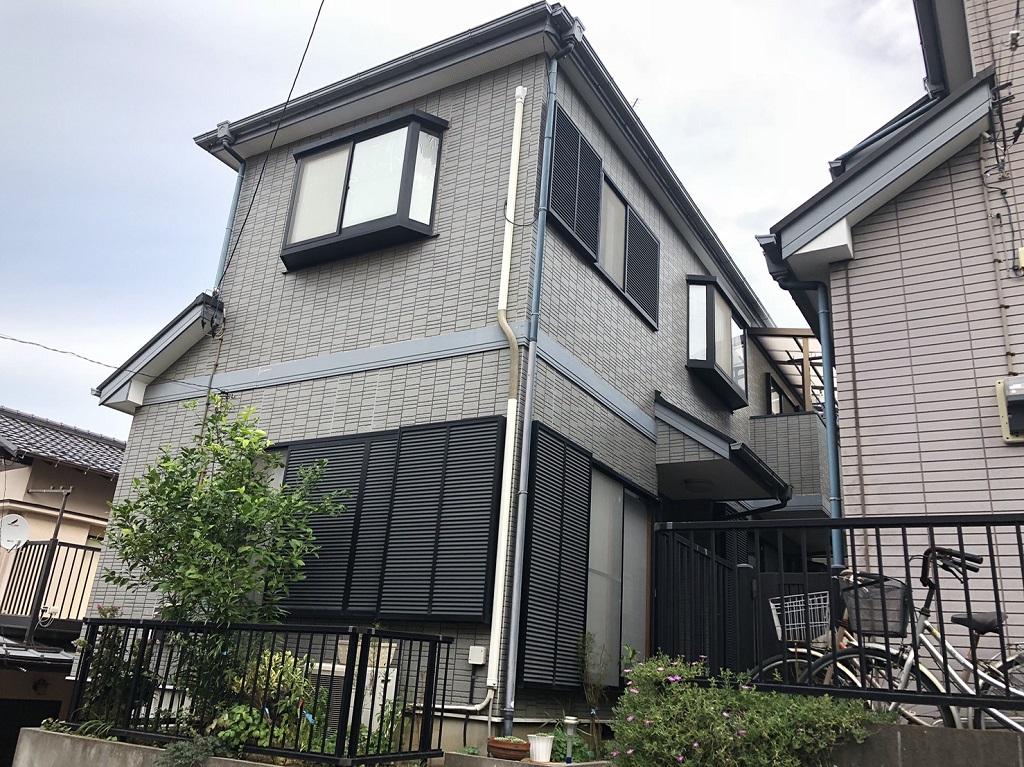 千葉県習志野市の木造住宅