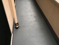 ベランダの防水工事(ウレタン密着工法)|千葉県松戸市の某マンションにて雨漏り補修