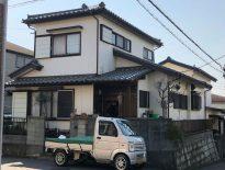 千葉県佐倉市のW様邸にて外壁・付帯部の現場調査