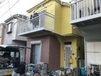 外壁・屋根・付帯部の塗装工事|千葉県船橋市田喜野井のT様邸にて塗り替えリフォーム