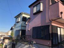 外壁・屋根の塗装工事|千葉県習志野市新栄のS様・H様邸にて塗り替えリフォーム
