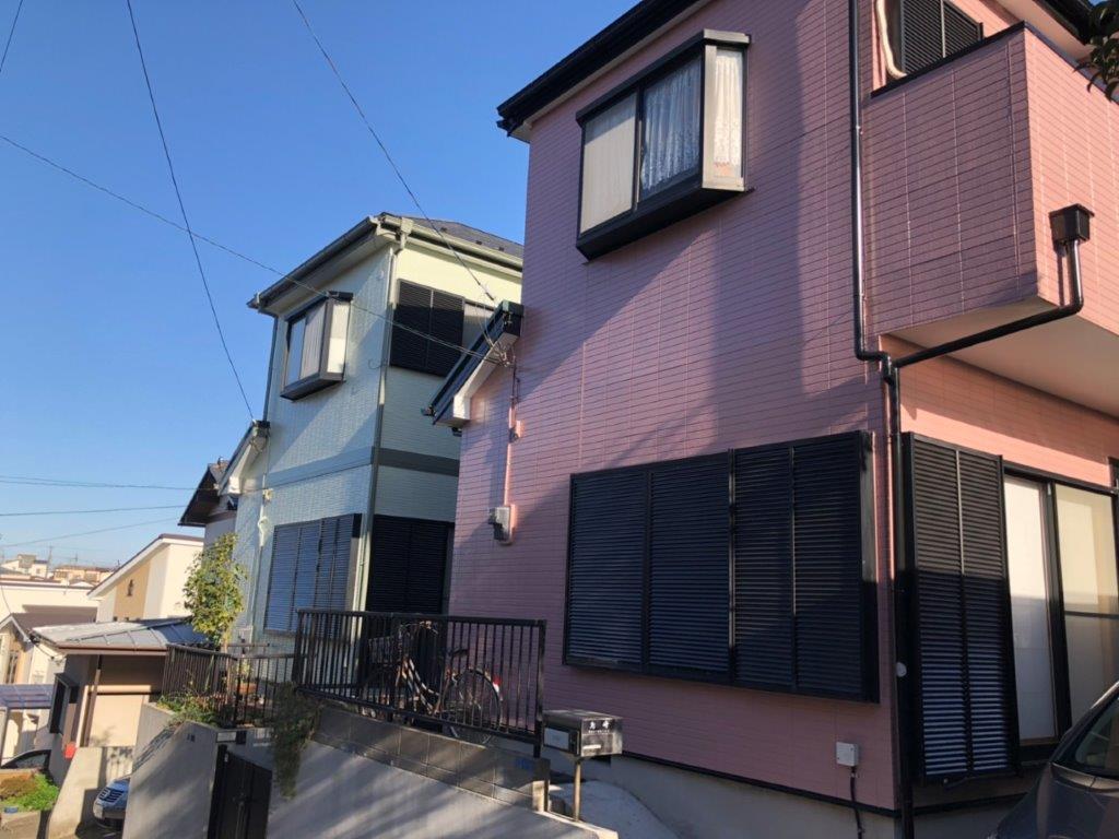 外壁・屋根の塗り替えリフォーム