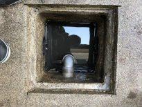 トイレの詰まりに伴う排水管の洗浄|千葉県柏市の一軒家にて高圧洗浄
