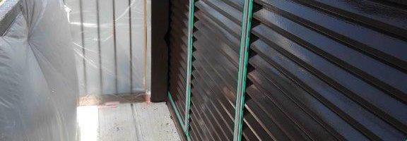 千葉県佐倉市中志津のW様邸にて外壁・付帯部の塗装工事