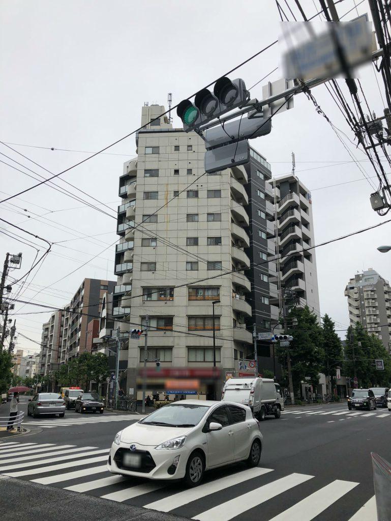 東京都文京区のマンション