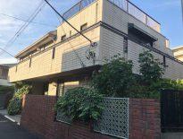 千葉県市川市のH様邸にて外装の改修工事に伴う現場調査・お見積り