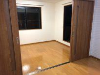 クロスとフローリングの張り替えリフォーム|千葉市美浜区にお住いのI様邸にて内装工事