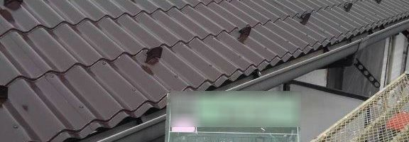 千葉県浦安市のアパートにて外壁・屋根の塗装工事